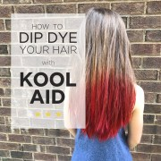 kool-aid hair dye home