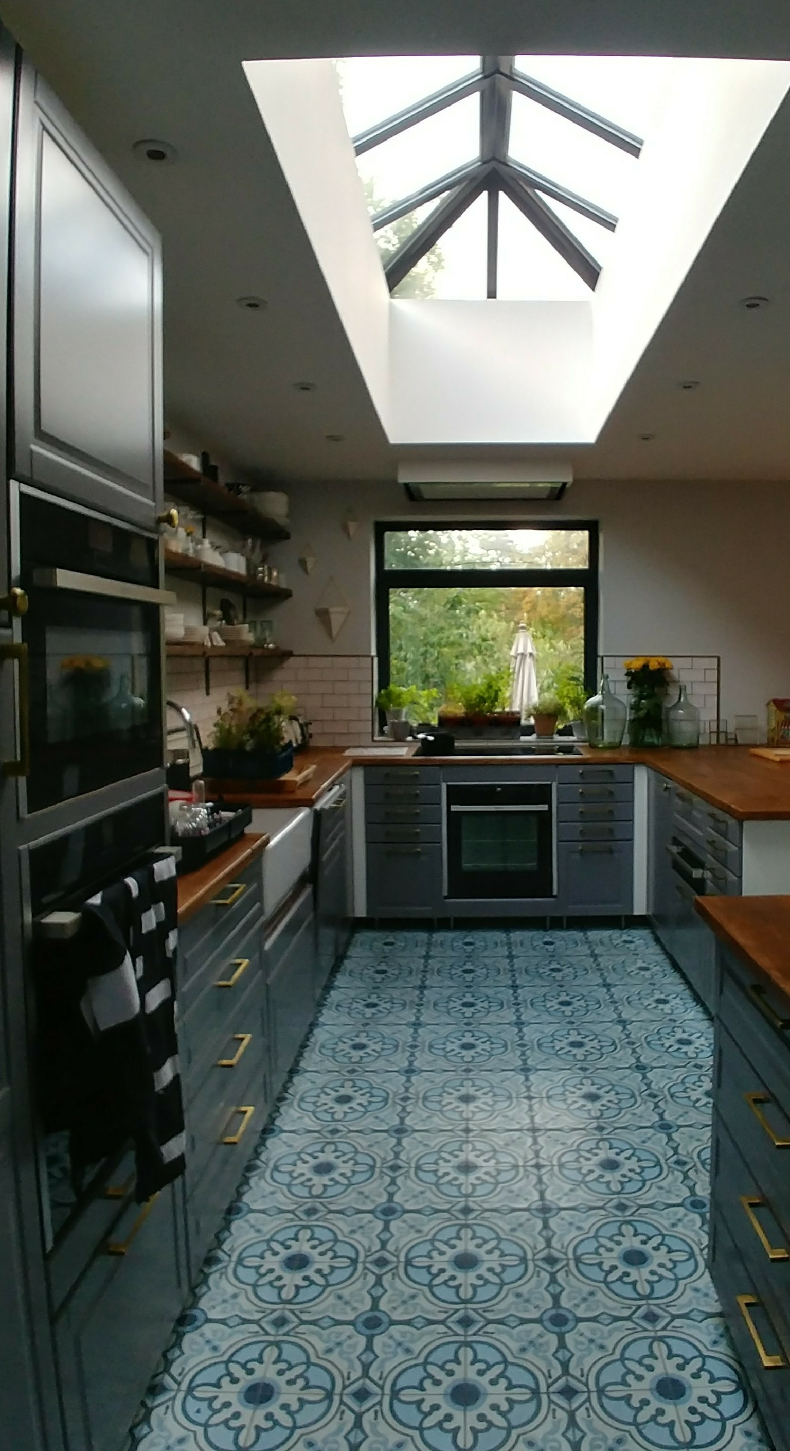 diy install an ikea kitchen