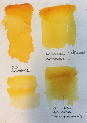 Gamboge : gamboge, Daniel, Smith, Cards, Because, Doesn't, Color, Minichiello
