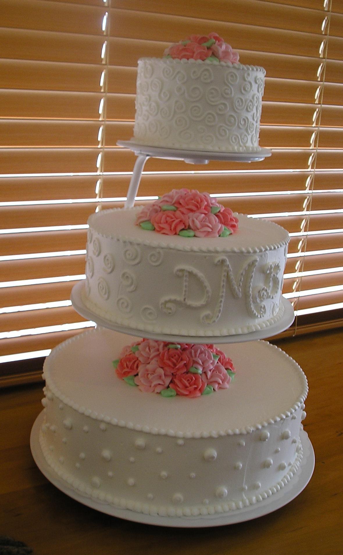 Floating Cake Stand Wedding Cakes : floating, stand, wedding, cakes, Wedding, Dutch, Bakery