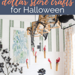 Dollar Store Halloween Decorations A Diy Tutorial T Moore Home Design Diy And Affordable Decorating Ideas