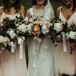 Calgary Wedding Flowers Florist Pine For Cedar Neutral Boho Inglewood Wedding