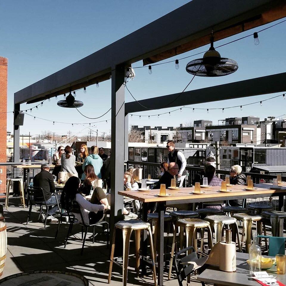 best rooftop bars in denver