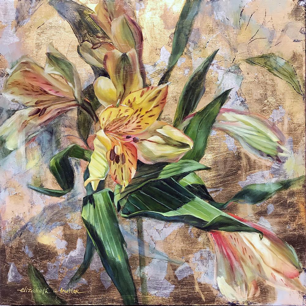 floral elizabeth butler fine