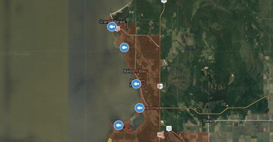 Lake Winnipeg East Side Access Points Edit.jpg