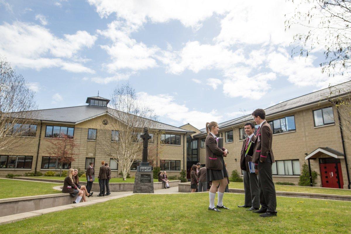 Royal School Dungannon — Boarding Northern Ireland
