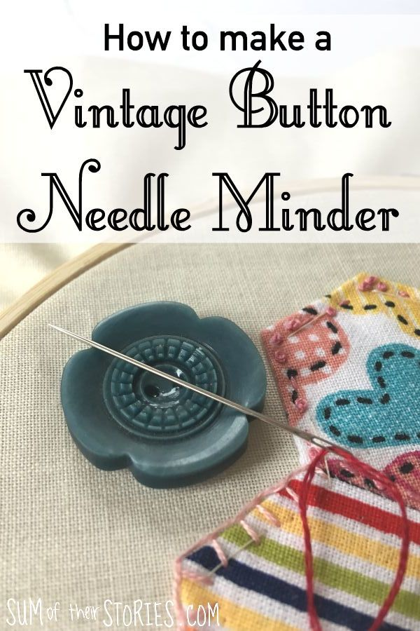 Find and follow posts tagged needle minder on Tumblr