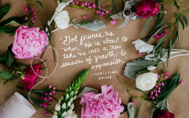 Floral Quote Inspiration