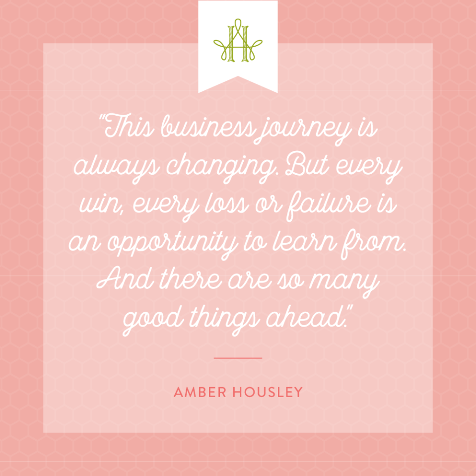 amber housley podcast feature