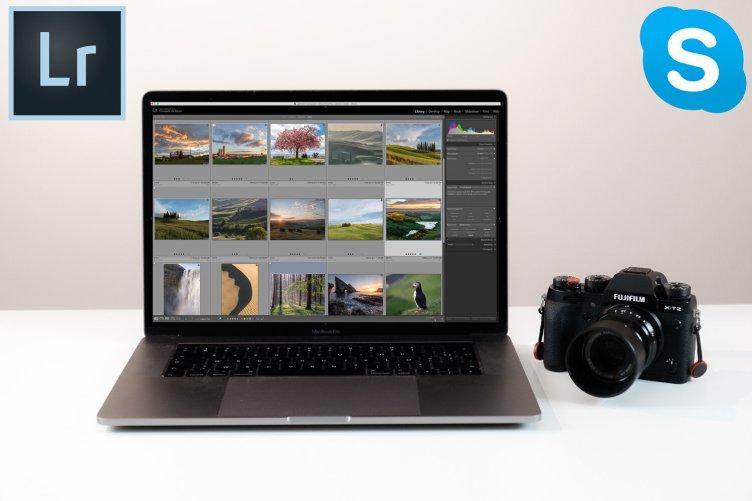 1-to-1 Online Photo Class   Adobe Lightroom   Skype Training ...