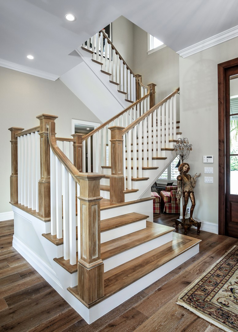 Box Newels — Oak Pointe Stair Parts And More   Shaker Style Newel Post   Shingle Style   Baluster   Pressure Treated   Square   Railing