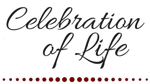 Celebration of Life — Westside Journey