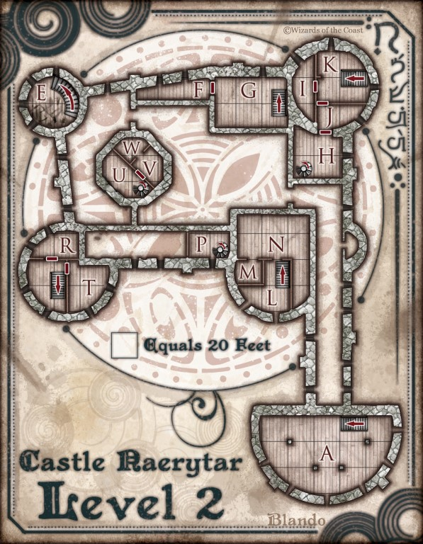 Hoard Of The Dragon Queen Hunting Lodge Map : hoard, dragon, queen, hunting, lodge, Hoard, Dragon, Queen, Jared, Blando