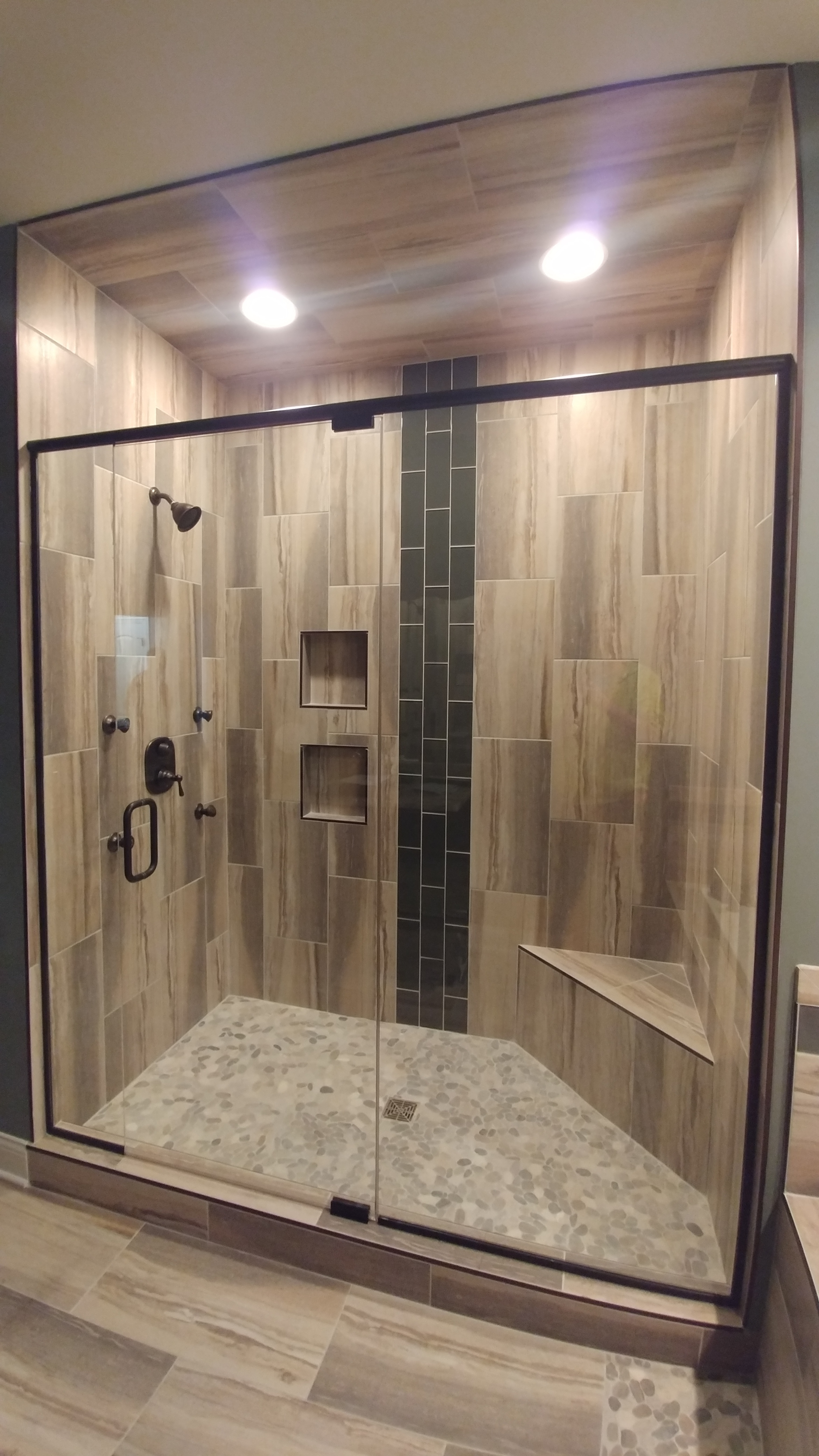 Glass Shower Doors Enclosures Clear View Industries Inc