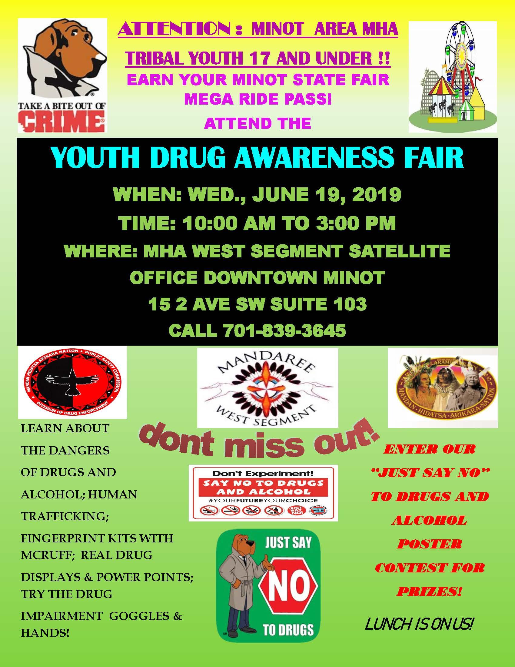 drug awareness yerat
