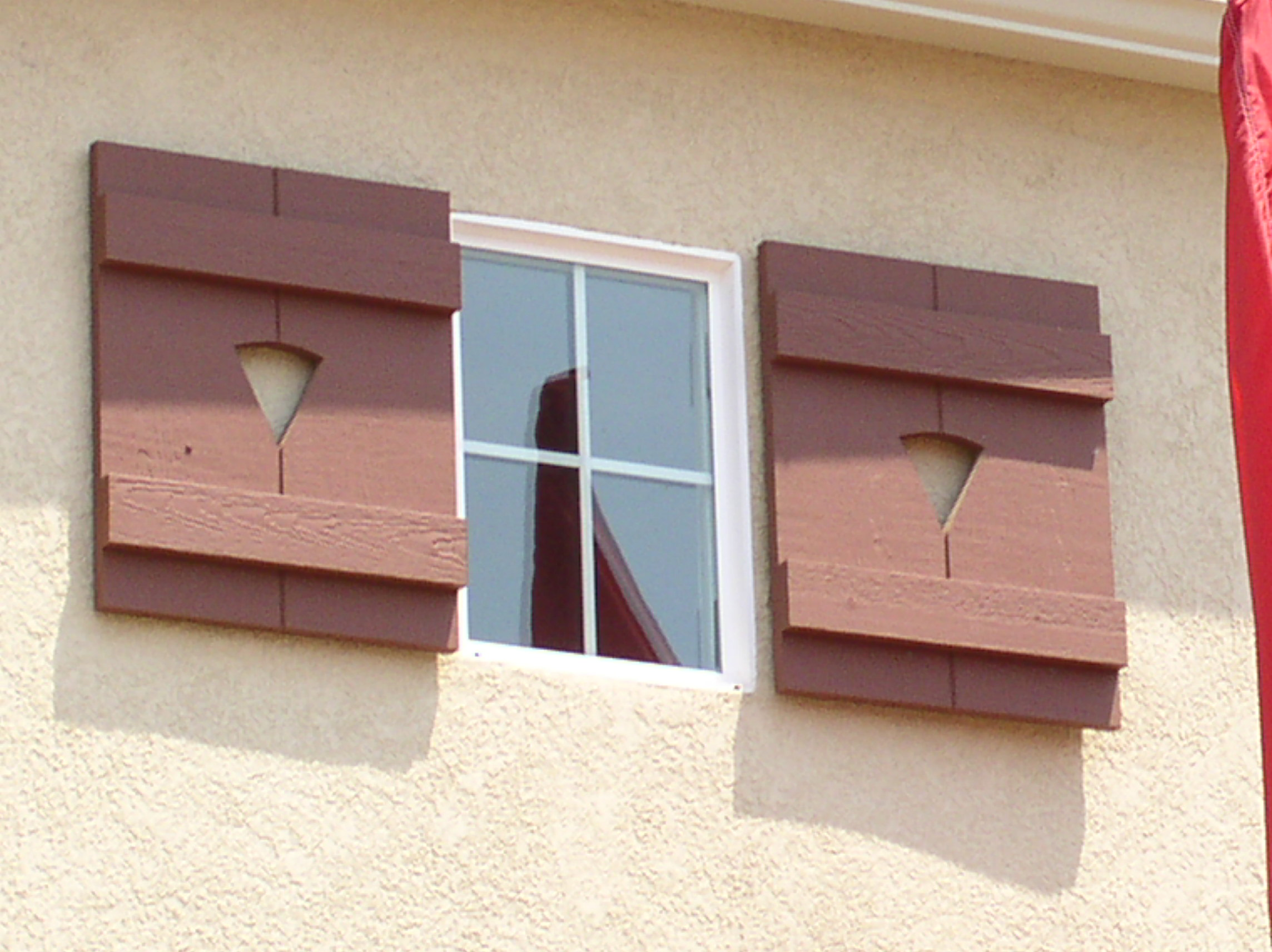 Wood Shutters Taylor Trim Supply Inc