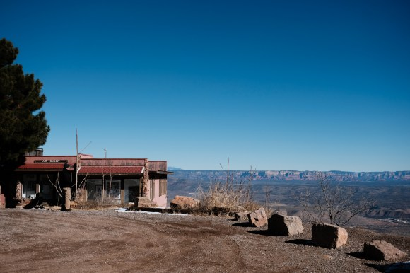 Jerome, Arizona, January 2019.