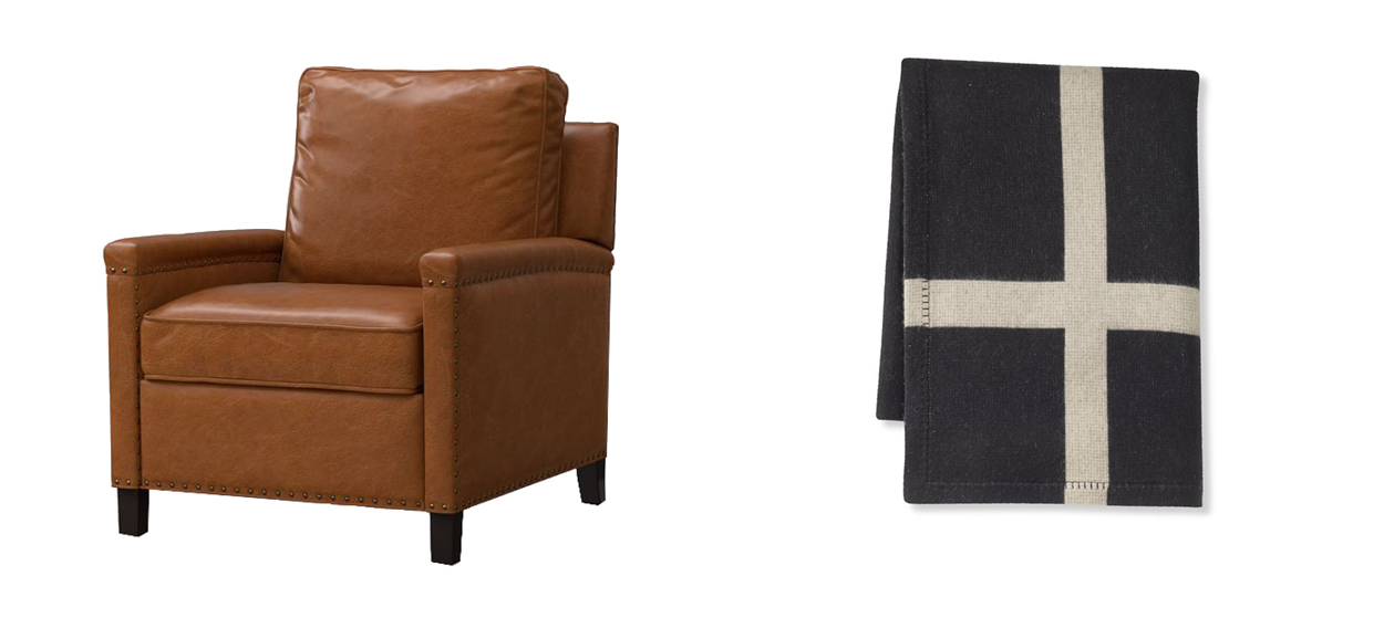 6 surprisingly stylish recliner chairs