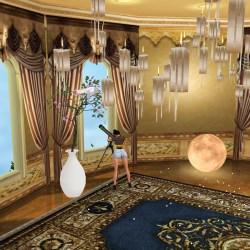 Fantasy Castle Interior