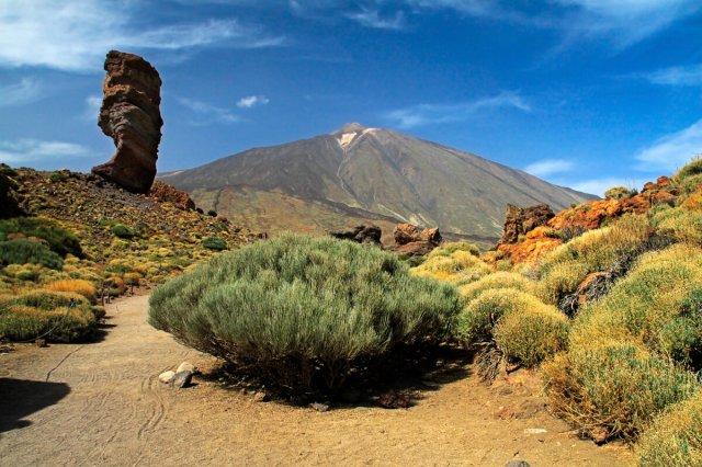 Los 15 Parques Nacionales de España - El Teide (Tenerife) | Foto: Dreamstime