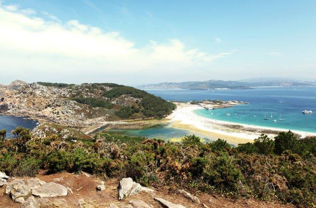 Los 15 Parques Nacionales de España - Islas Atlánticas de Galicia | Foto: Dreamstime