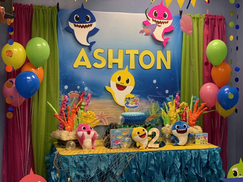 new kids birthday party