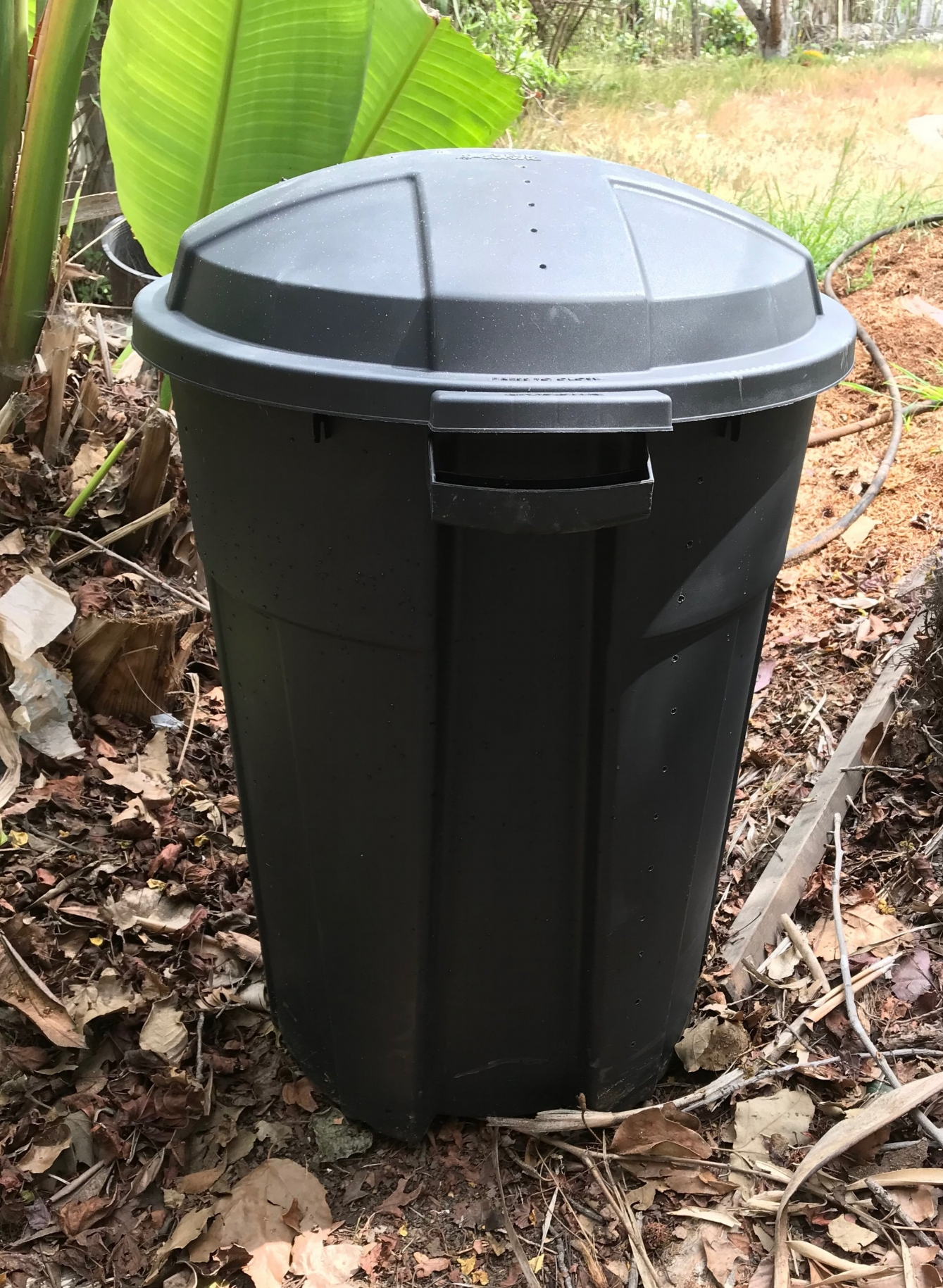 How To Diy A Compost Bin Homestyle