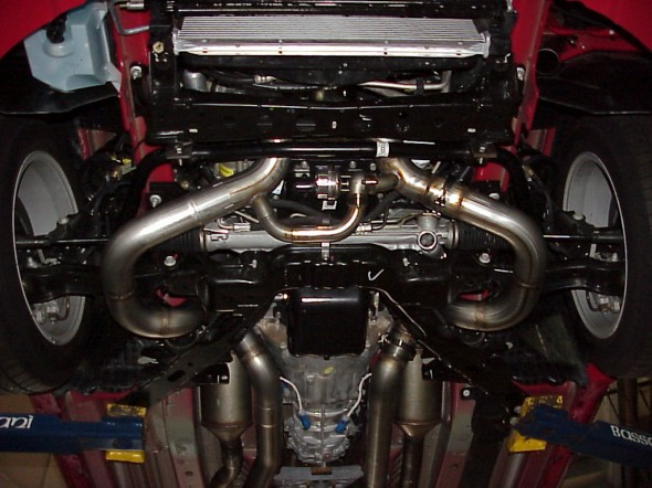 hellion 2005 2010 ford mustang gt single turbo system east coast motorsports