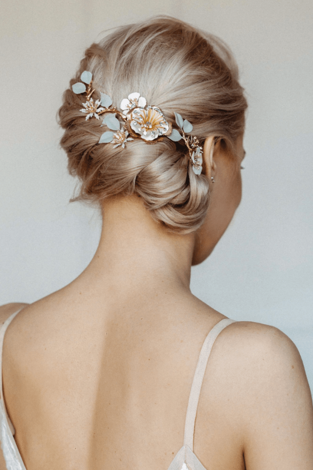 11 bewitching bridal hairstyles — weddings by laremi