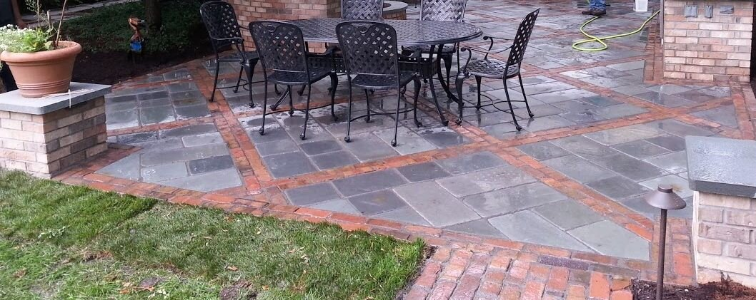 patterns for your patio pavers