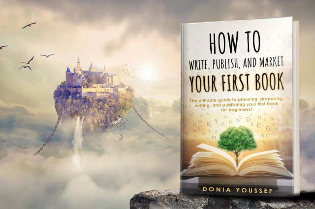 How to Write, Publish, and Market Your First Book — The Monster Series