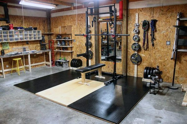 To Build A Home Gym The Things You Ll Need