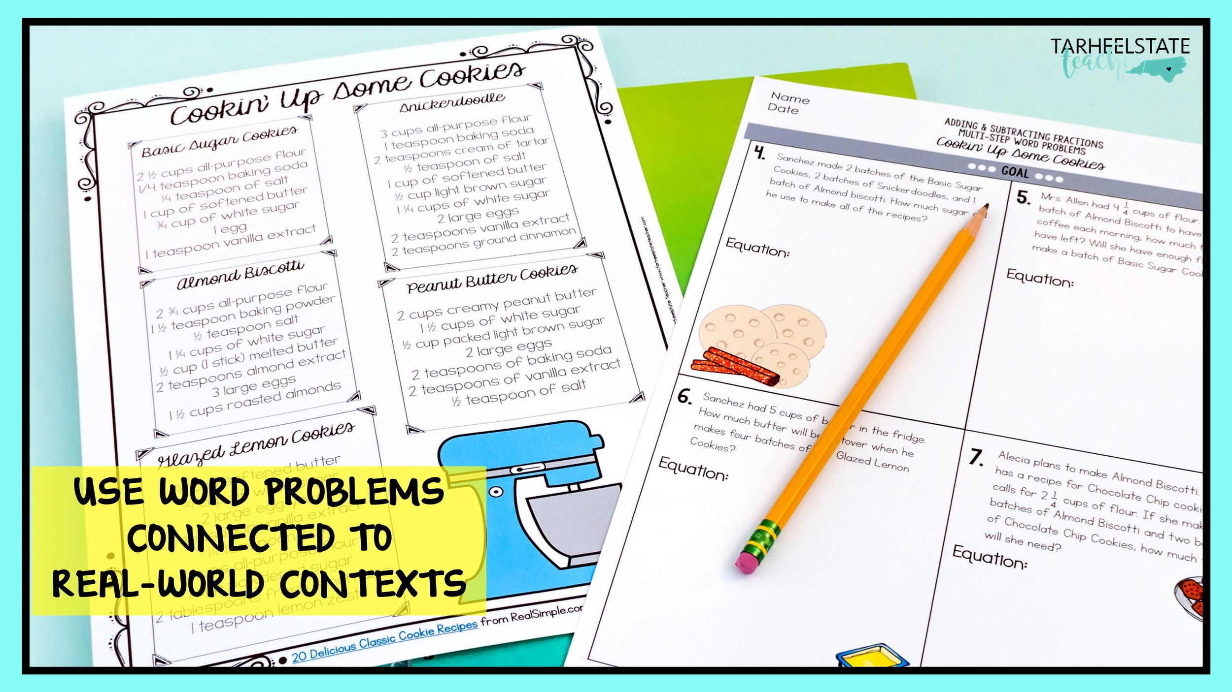 medium resolution of Get Over Your Fear of Teaching Math Word Problems! — Tarheelstate Teacher