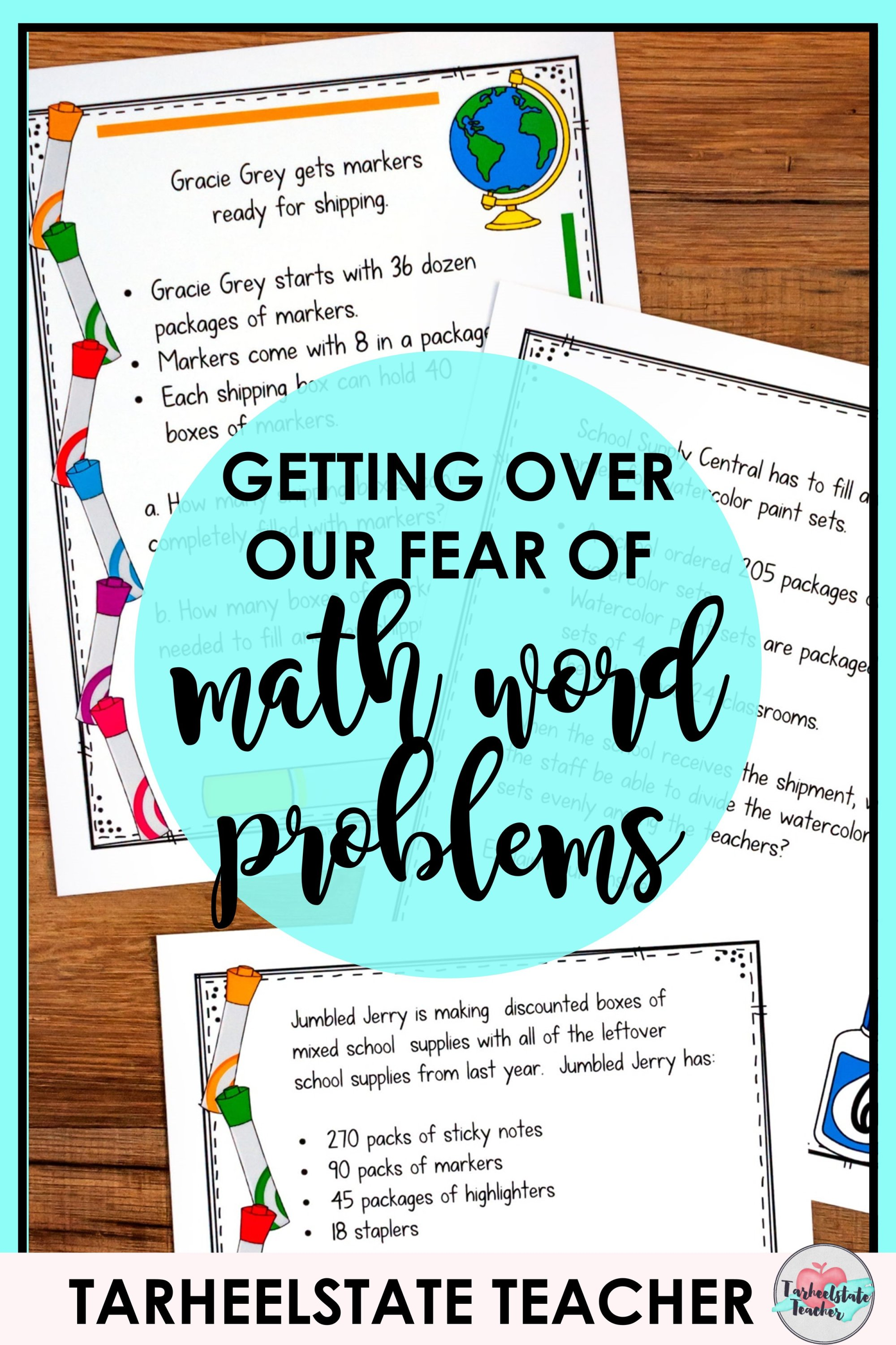 hight resolution of Get Over Your Fear of Teaching Math Word Problems! — Tarheelstate Teacher