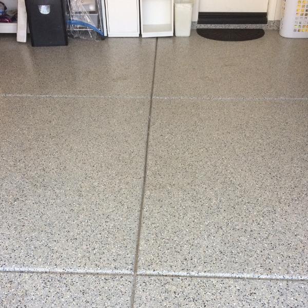 Why Epoxy A Garage Floor M B Painting Llp