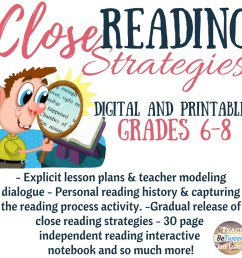 Talking to the Text\ - A Close Reading Strategy That Works! — Teach BeTween  the Lines [ 1000 x 1000 Pixel ]