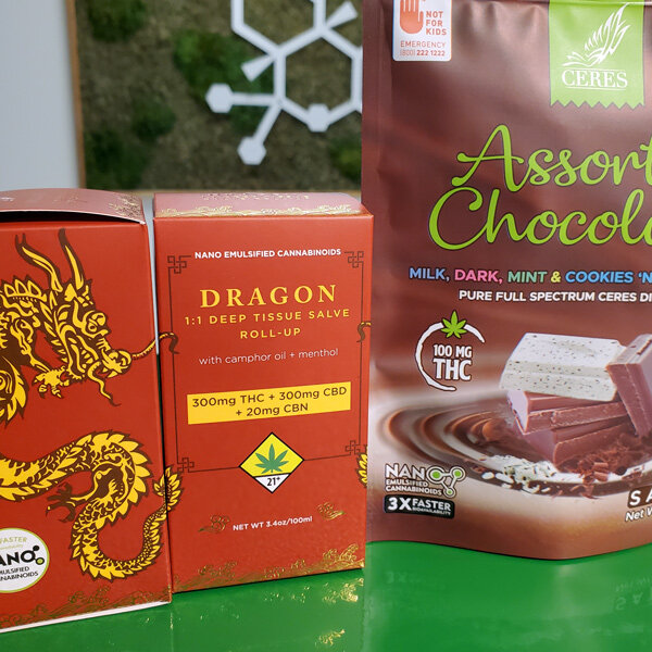 Dragon Balm is among the most popular medical cannabis topicals.