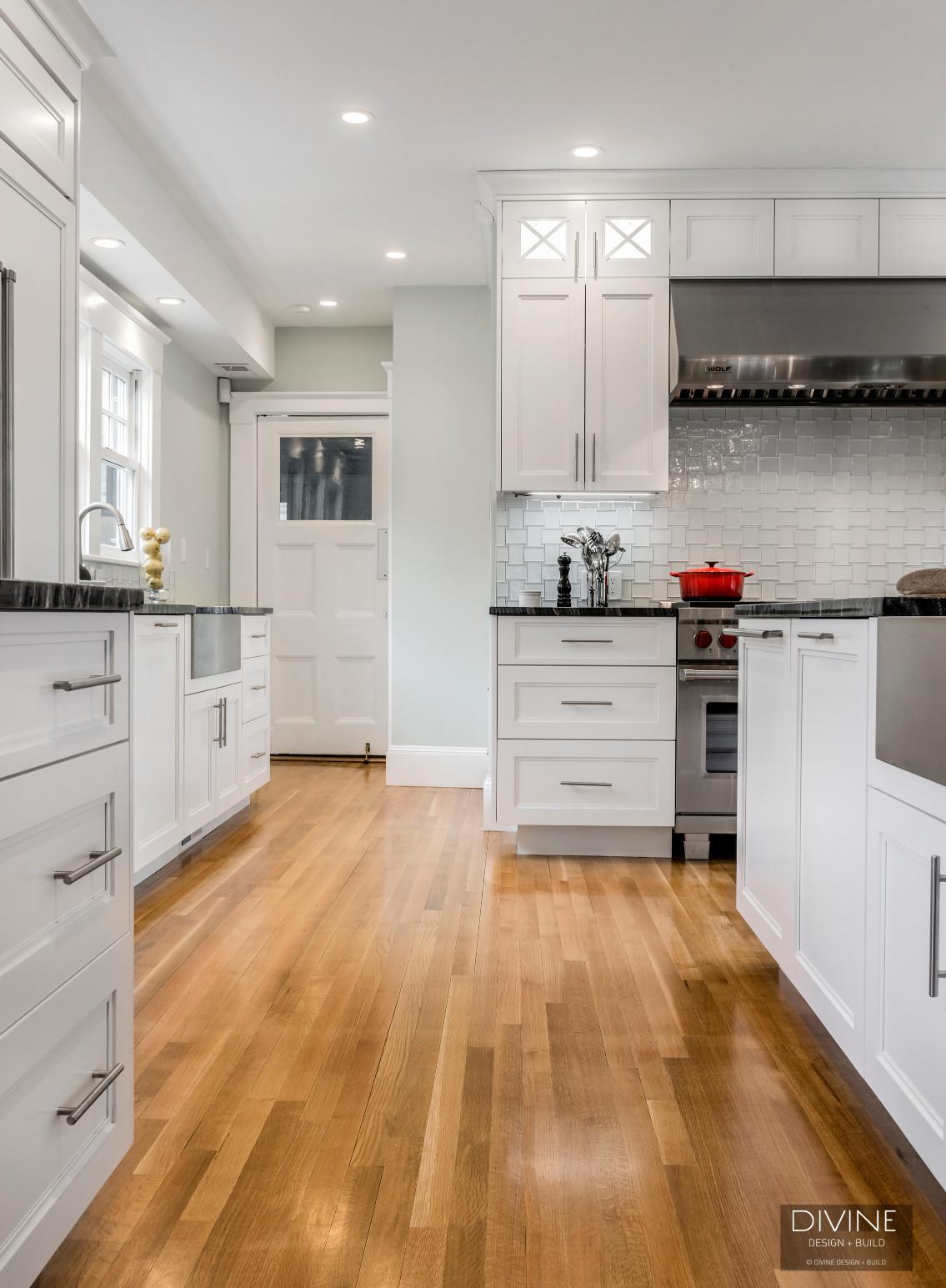 boston lexington traditional kitchen in