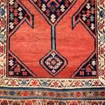 Steelman Rugs Vintage Persian Runner Rug 3 1 X 11 8