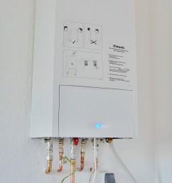 tankless water heater installation edmonton alberta tankless water heater installation st albert alberta  [ 1000 x 972 Pixel ]
