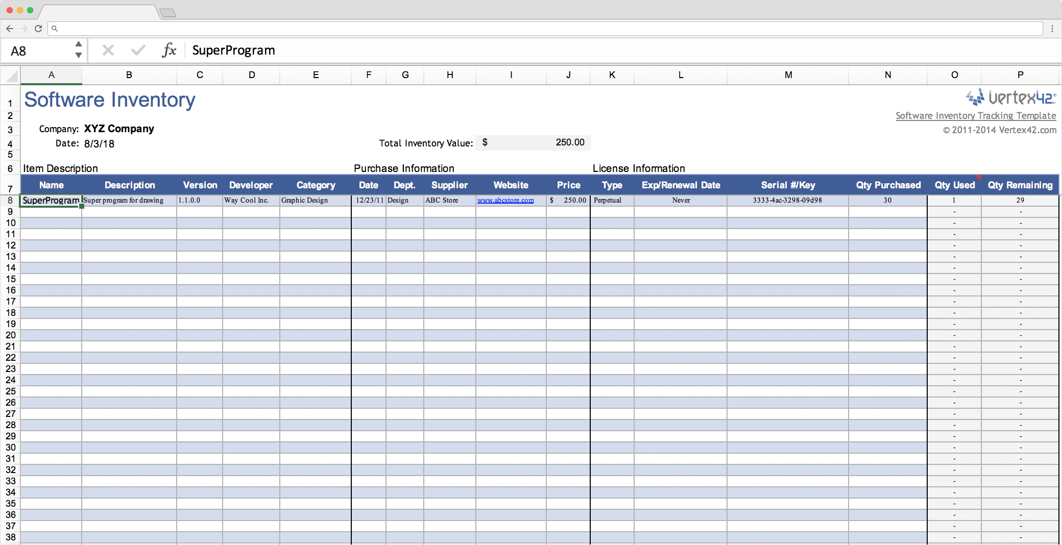 Here i have one of the best excel inventory management template on this planet. Top 15 Inventory Tracking Excel Templates Phiona