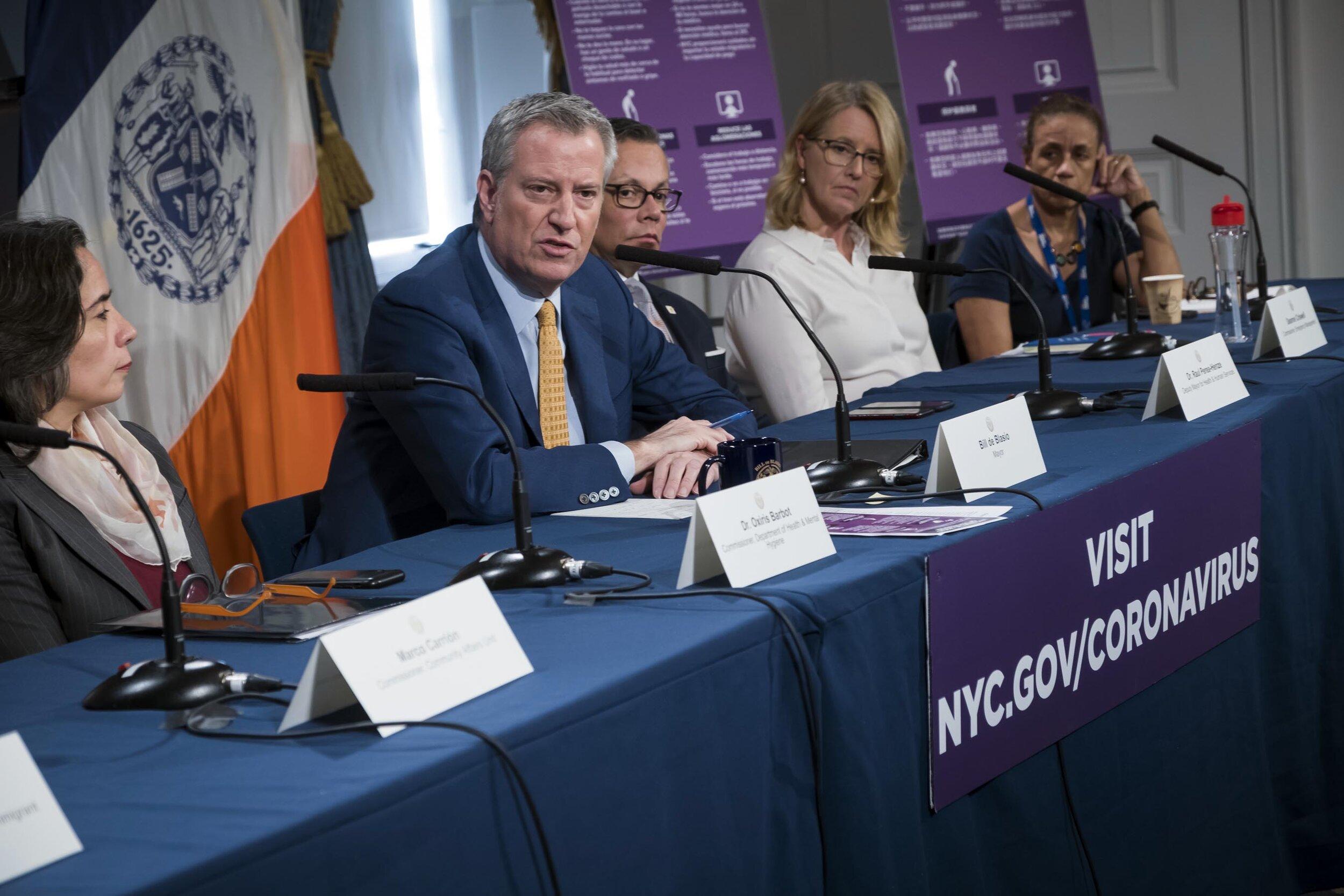 Mayor can order marshals to halt evictions amid coronavirus ...