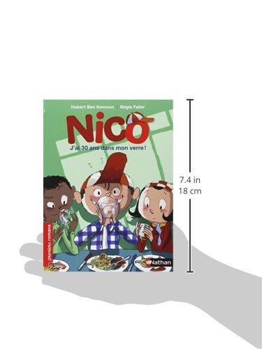 J'ai 30 Ans Dans Mon Verre : verre, Nico:, Verre, Librairie, Enfants