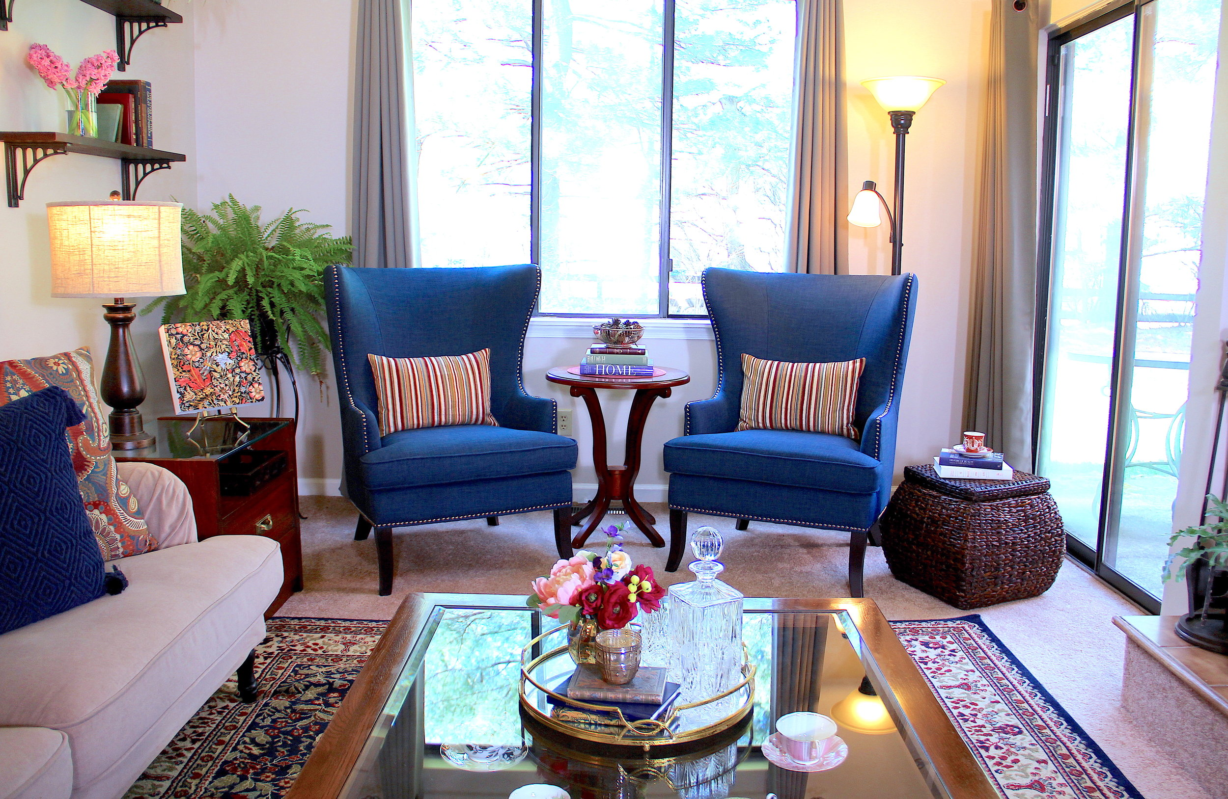 Living Room Aesthetic Interiors