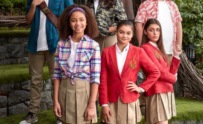 Upside Down Magic Disney Channel S New Movie Taps Into