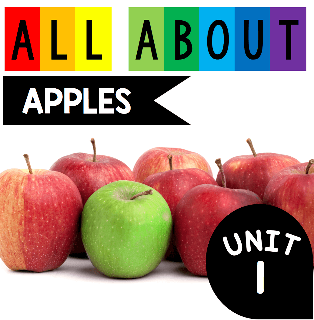 hight resolution of All About Apples - FREEBIE! — Keeping My Kiddo Busy