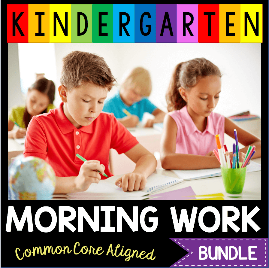 hight resolution of Morning Seat Work — Keeping My Kiddo Busy