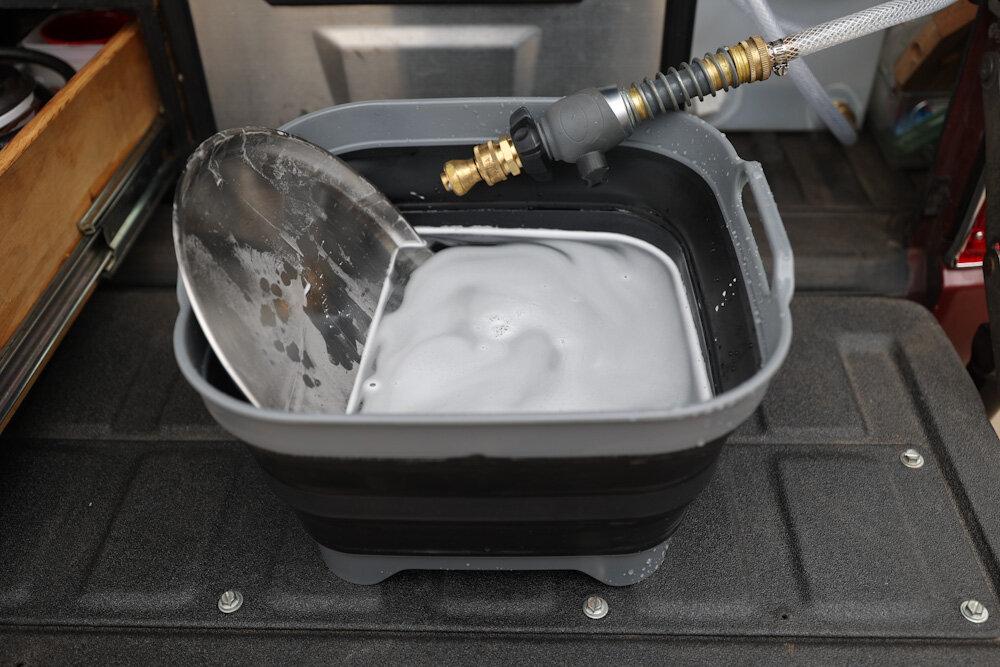 portable camp sinks