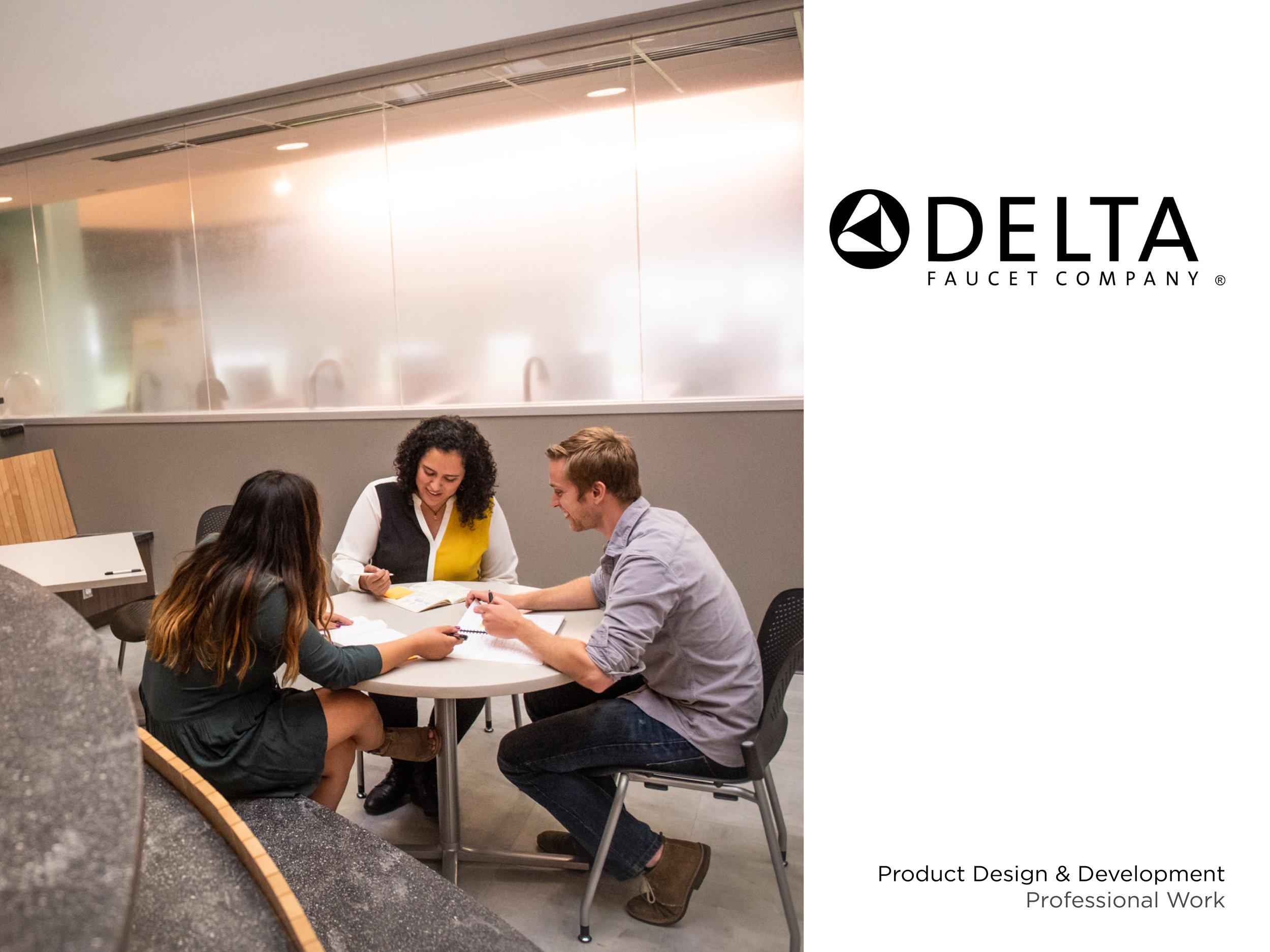 delta faucet laza design