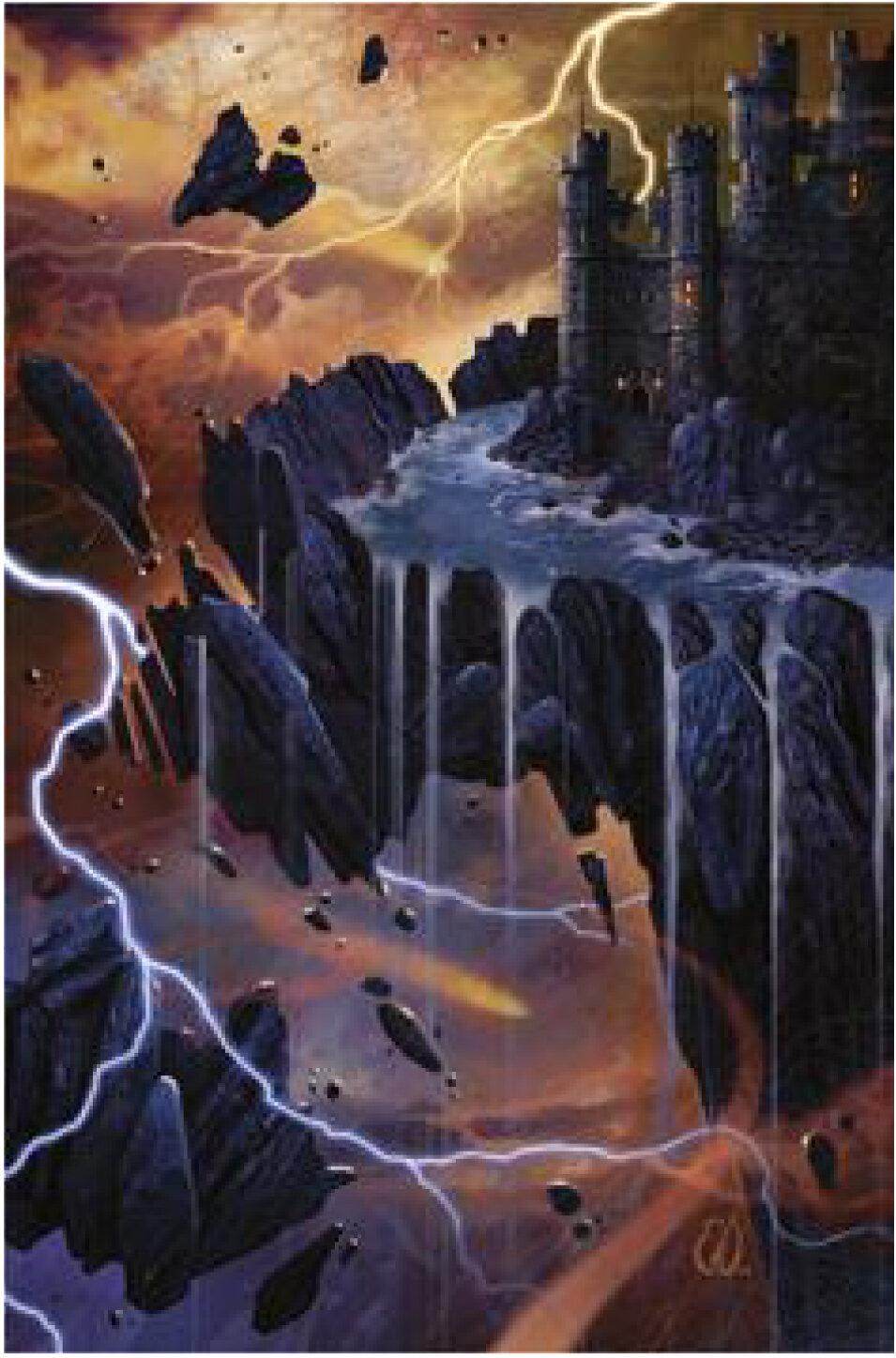 Elemental Plane Of Earth : elemental, plane, earth, Planes:, Elemental, Chaos, Adventures